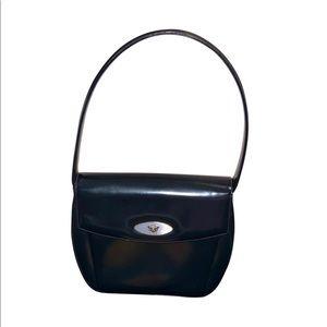 RARE Gianni Versace Medusa Flap Shoulder Bag